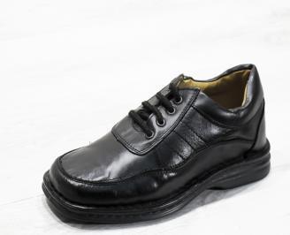 Мъжки обувки от естествена кожа JWPP-14828