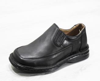 Мъжки обувки от естествена кожа VBUT-14829