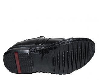 Мъжки обувки от естествена кожа BHHY-15728