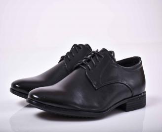 Мъжки официални обувки  черни   YKEF-1015865