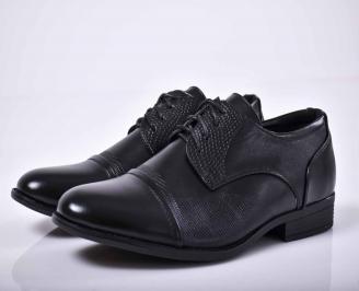 Мъжки официални обувки черни   LYGQ-1015870