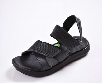 Мъжки сандали Rider черни FEQO-27256