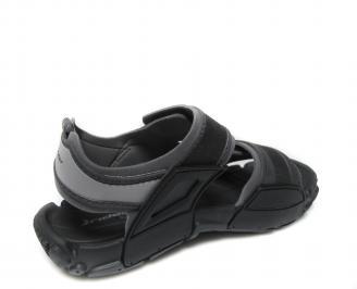 6779df30f72 Мъжки сандали Rider силикони ликра черни XZBY-16697 - Чехли и сандали
