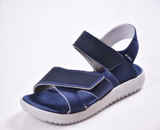 Мъжки сандали Rider сини NPIN-27251