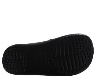 Мъжки силиконови джапанки черни VECT-19325