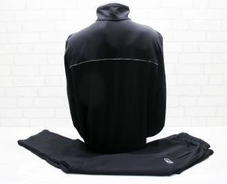 Мъжки спортен екип памук черен-Гигант ROGV-25673