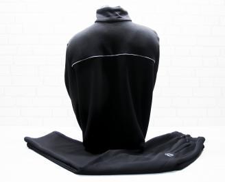 Мъжки спортен екип памук черен-Гигант XGWN-25675
