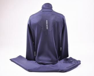 Мъжки спортен екип тъмно син EVBS-1010263
