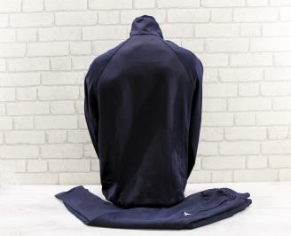 Мъжки спортен екип  тъмно син PFDB-26780