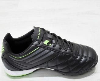 Мъжки спортни обувки Bulldozer еко кожа черно FEPY-23213