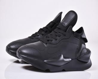 Мъжки спортни обувки черни TTPV-1014132