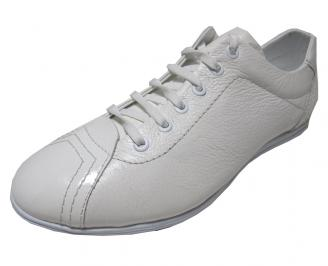 Мъжки спортно елегантни обувки естествена кожа MDGU-14546