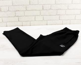 Мъжко долнище черно QCUR-26782
