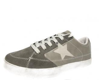 Спортни обувки Bulldozer  естествен велур JDAO-13176