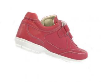 Спортни обувки от естествена кожа FXSL-10390