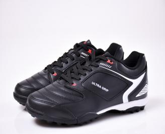 Юношески  маратонки   еко кожа черни JGCB-1012359