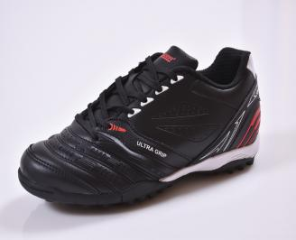 Юношески  маратонки   еко кожа  черни YRDB-26843