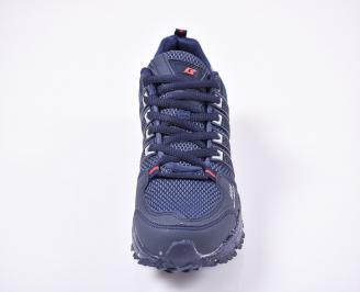 Юношески  маратонки   текстил сини UBJW-1011131