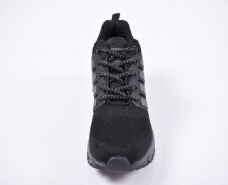 Юношески  маратонки   текстил черни IRTX-1011132