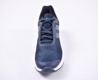 Юношески  маратонки   текстил сини EJCP-1011138
