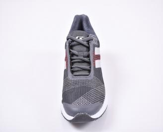 Юношески  маратонки   текстил сиви PKRX-1011144