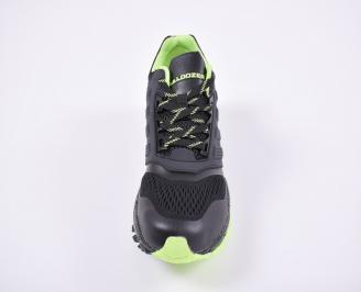 Юношески  маратонки   текстил черни BMQM-1011178