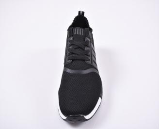 Юношески  маратонки   текстил черни SJLK-1011182