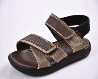 Юношески сандали бежови HSFX-27394