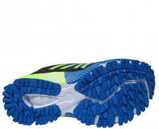 Юношески спортни обувки Bulldozer еко кожа черни WDJN-22013